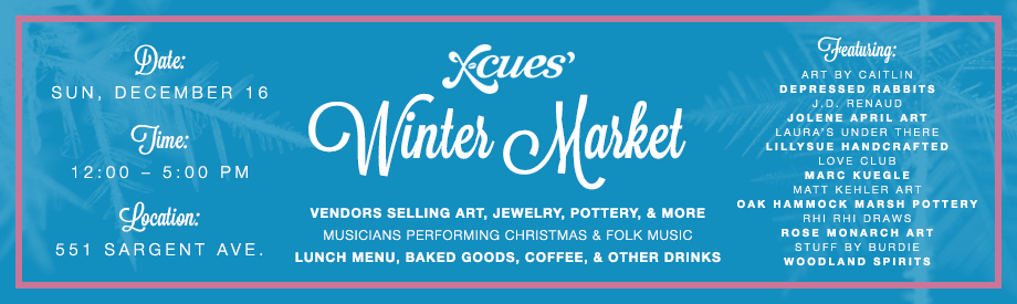 X-Cues Winter Market